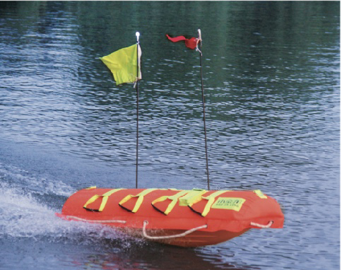 水上救援小艇-鱼尾舰II