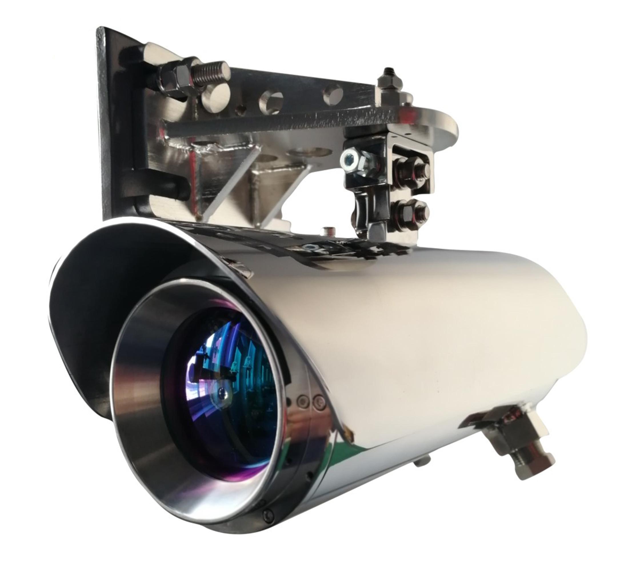 开放式激光遥测仪