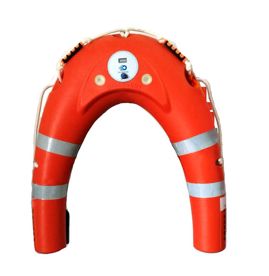 水上救援机器人-Oceanring 鱼尾舰