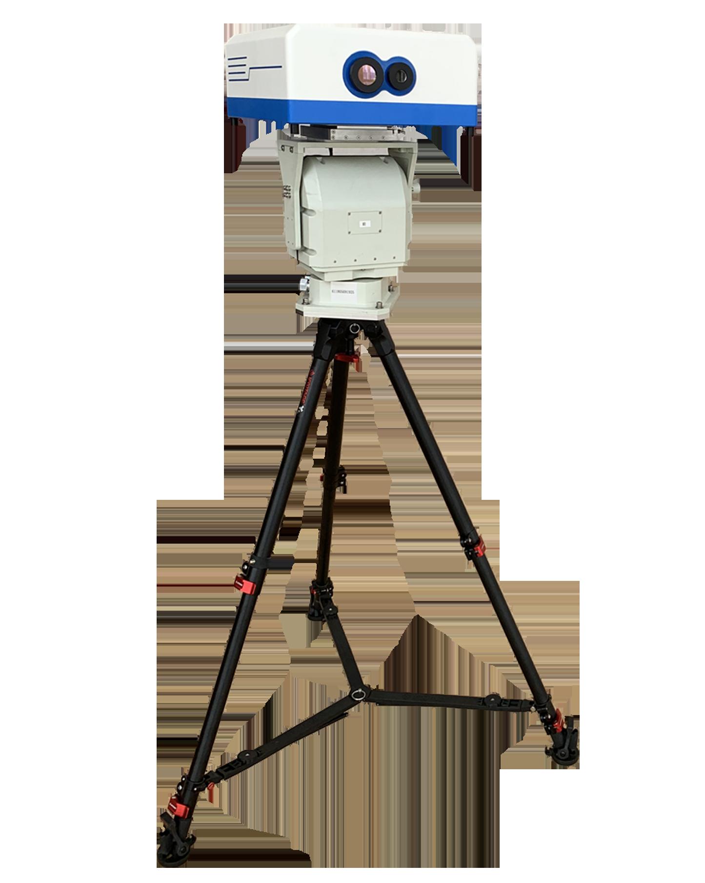 有毒有害气体遥测成像预警系统——卫天盾I